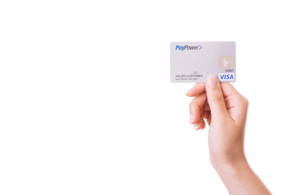 事業用クレジットカード セルフバック