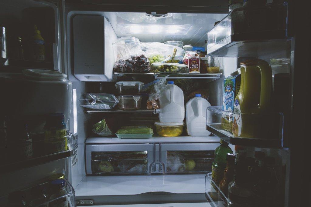 ソーダストリーム を入れて置く冷蔵庫