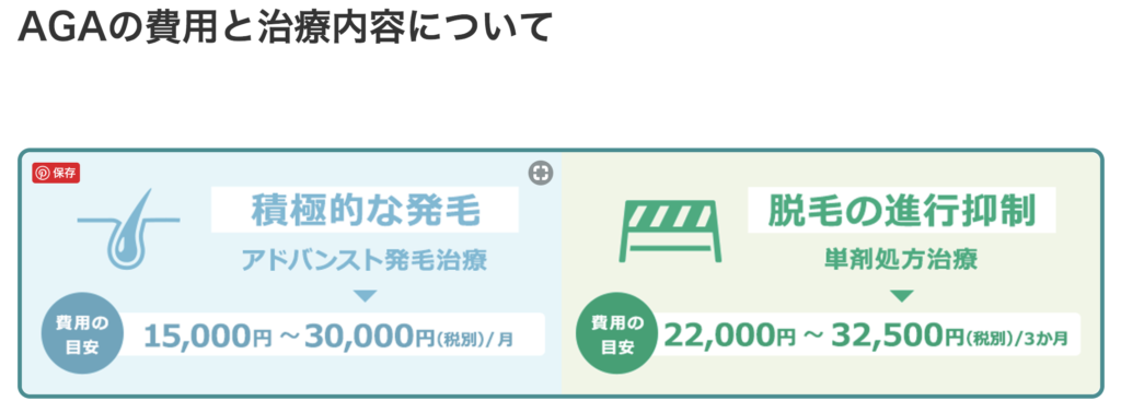 Dクリニック大阪 ウィメンズ の費用と治療内容